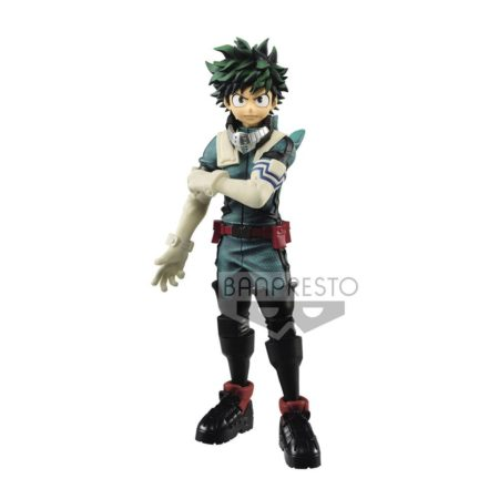 My Hero Academia Texture PVC Statue Izuku Midoriya