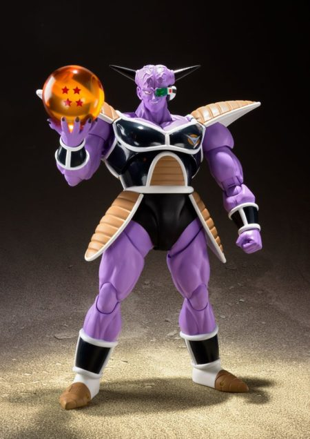 Dragon Ball Z S.H. Figuarts Action Figure Ginyu