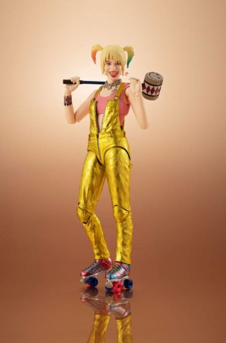 Birds of Prey S.H. Figuarts Action Figure Harley Quinn