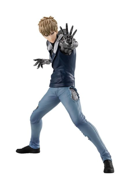 One Punch Man Pop Up Parade PVC Statue Genos