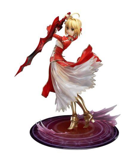 Fate/Extra PVC Statue 1/7 Saber Extra