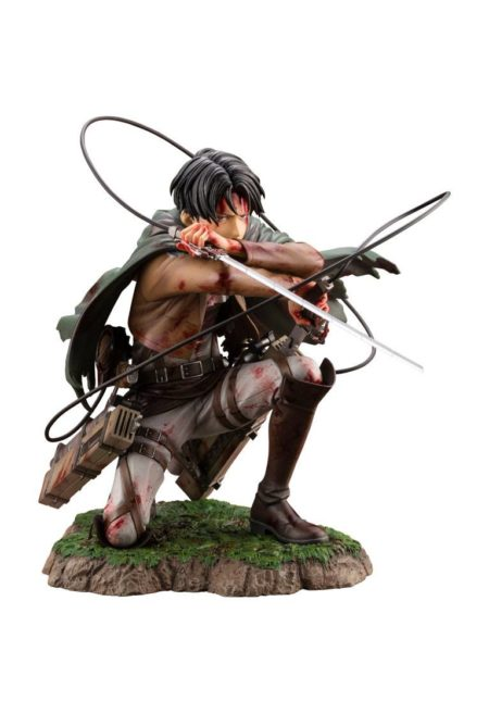 Attack on Titan ARTFXJ Statue 1/7 Levi Fortitude Ver.