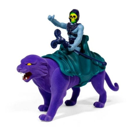 Masters of the Universe ReAction Action Figure 2-Pack Skeletor & Panthor