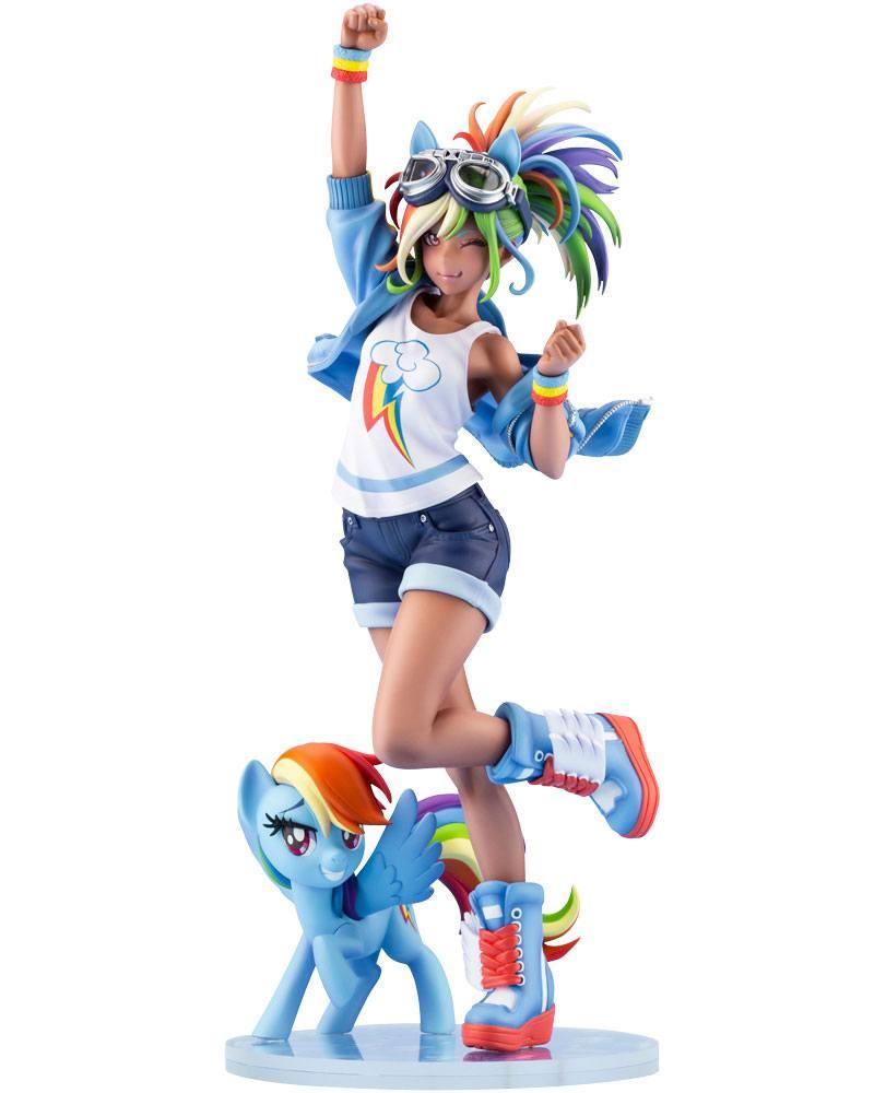 My Little Pony Bishoujo PVC Statue 1/7 Rainbow Dash