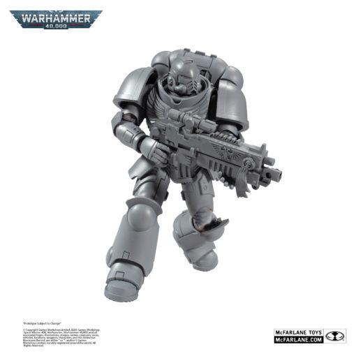 McFarlane Toys Warhammer Action Figure Space Marine Artist Proof