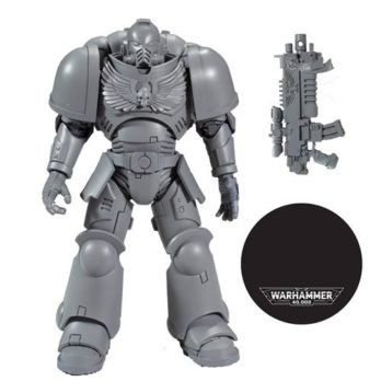 Warhammer 40000 Series 1 7-Inch Space Marine Primaris Intercessor Artist Proof Action Figure