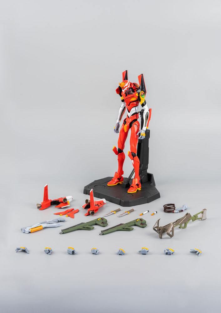 Evangelion: New Theatrical Edition Robo-Dou Action Figure Evangelion Production Model-02