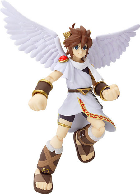 Kid Icarus: Uprising Figma Action Figure Pit