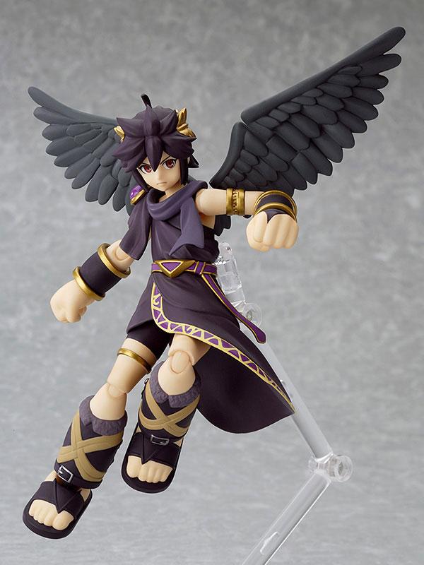 Kid Icarus: Uprising Figma Action Figure Dark Pit
