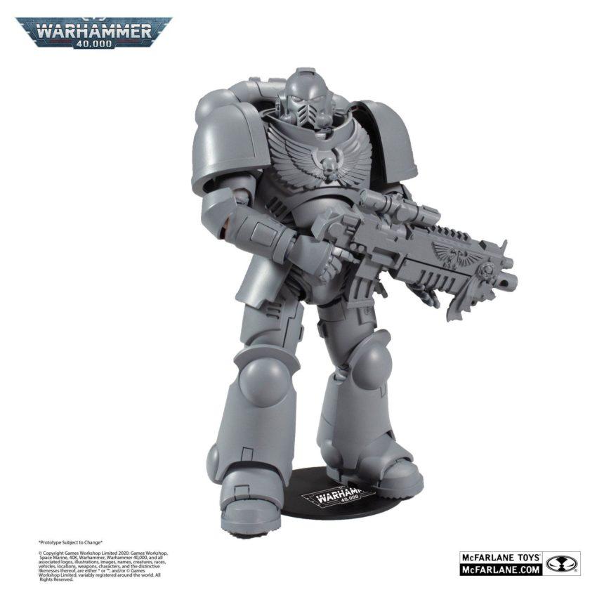 Warhammer Action Figure Space Marine AP - Artist Proof
