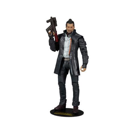 McFarlane Toys Cyberpunk 2077 Cyberpunk Takemura Figure
