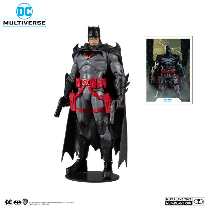 DC Multiverse Action Figure Flashpoint Batman