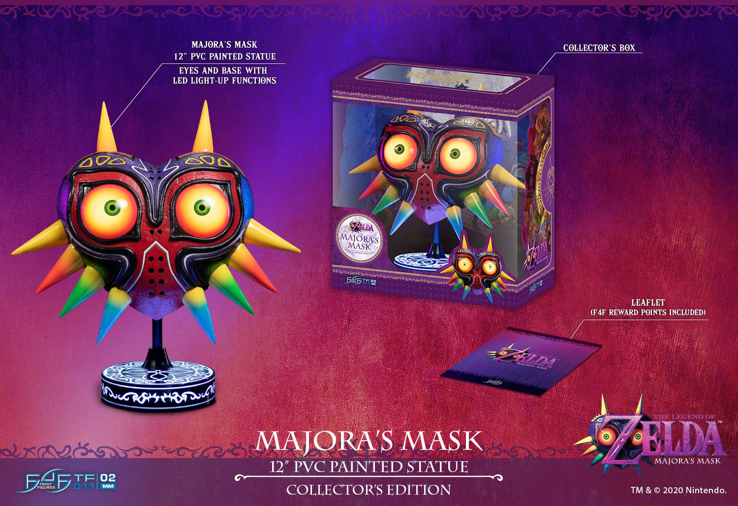 Majoras Mask First4Figures UK