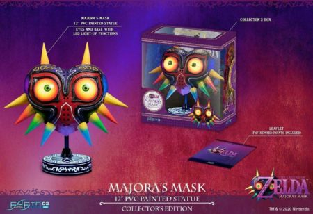 Majoras Mask First4Figures Collectors