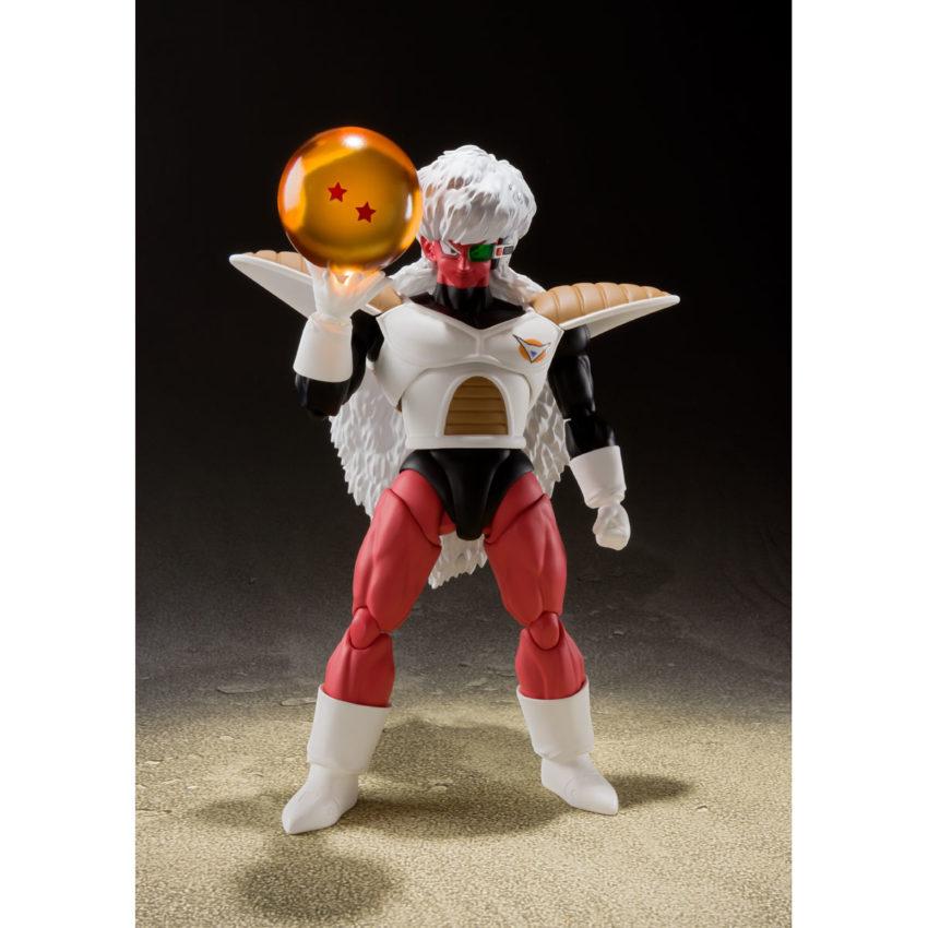 Bandai Tamashii Nations Dragon Ball Z S.H. Figuarts Action Figure Jiece