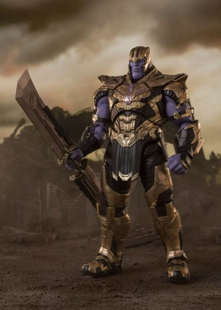 Avengers: Endgame S.H. Figuarts Thanos Final Battle Edition