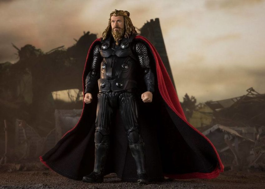 Avengers Endgame S.H. Figuarts Thor Final Battle Edition