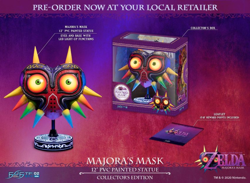 First4Figures Majoras Mask Collectors Edition