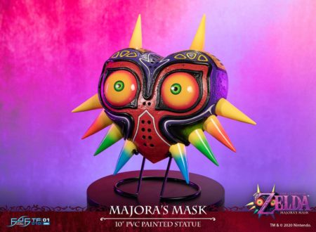 Majoras Mask First4Figures
