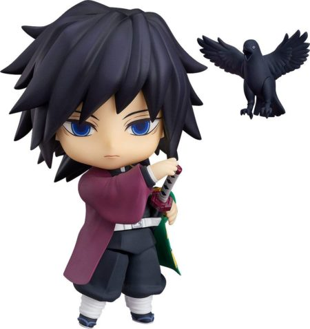 Kimetsu no Yaiba: Demon Slayer Nendoroid Action Figure Giyu Tomioka