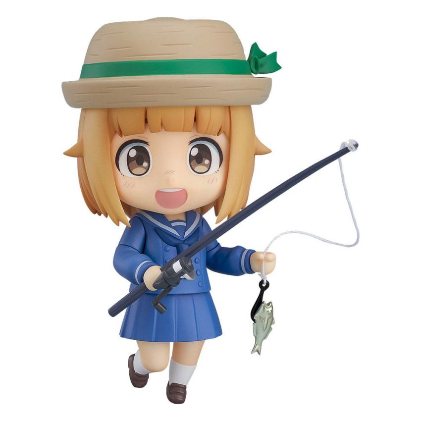 Diary of Our Days at the Breakwater Nendoroid Action Figure Hinata Tsurugi