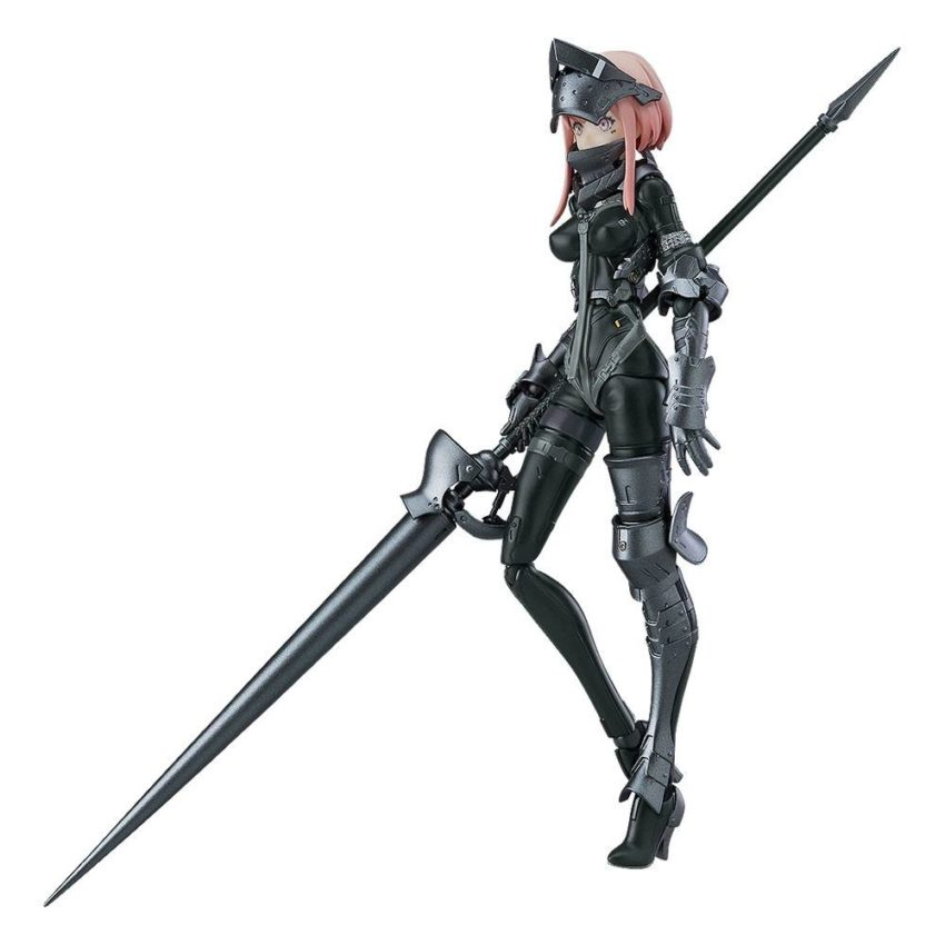 FALSLANDER Figma Action Figure LANZE REITER