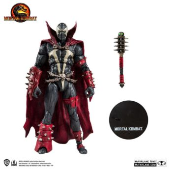Spawn Action Figure from Mortal Kombat 11