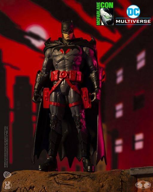 McFarlane Toys DC Multiverse Action Figure Flashpoint Batman