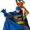 The Dark Knight Returns MAFEX Batman Blue Ver & Robin