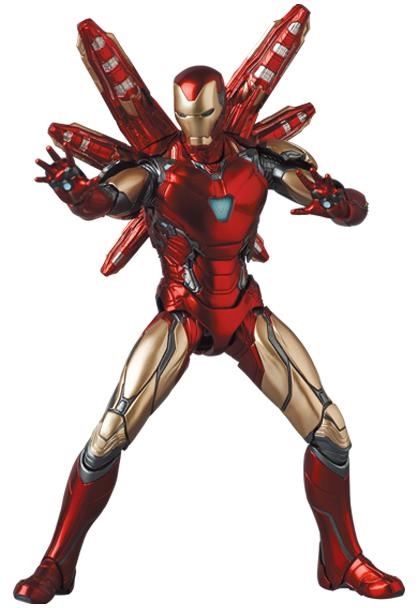 Avengers: Endgame MAFEX Iron Man Mk 85
