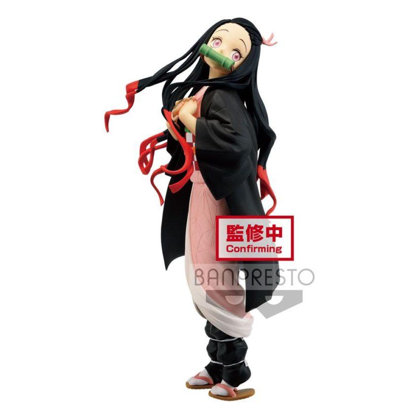 Demon Slayer: Kimetsu no Yaiba Glitter & Glamours PVC Statue Nezuko Kamado