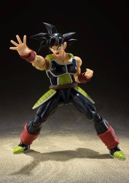 Dragonball Z S.H. Figuarts Action Figure Bardock