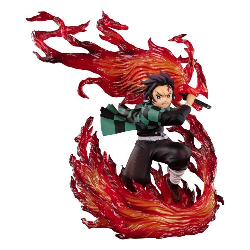 Demon Slayer: Kimetsu no Yaiba FiguartsZERO PVC Statue Kamado Tanjiro (Hinokami Kagura)