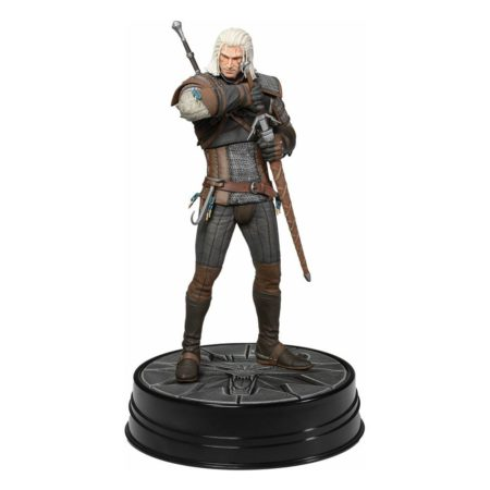 Witcher 3 Wild Hunt PVC Statue Heart of Stone Geralt Deluxe