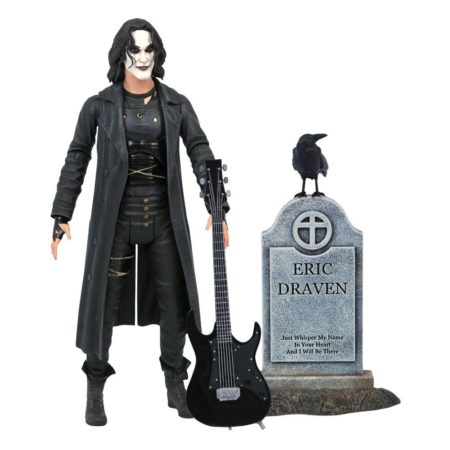 The Crow Deluxe Action Figure Eric Draven