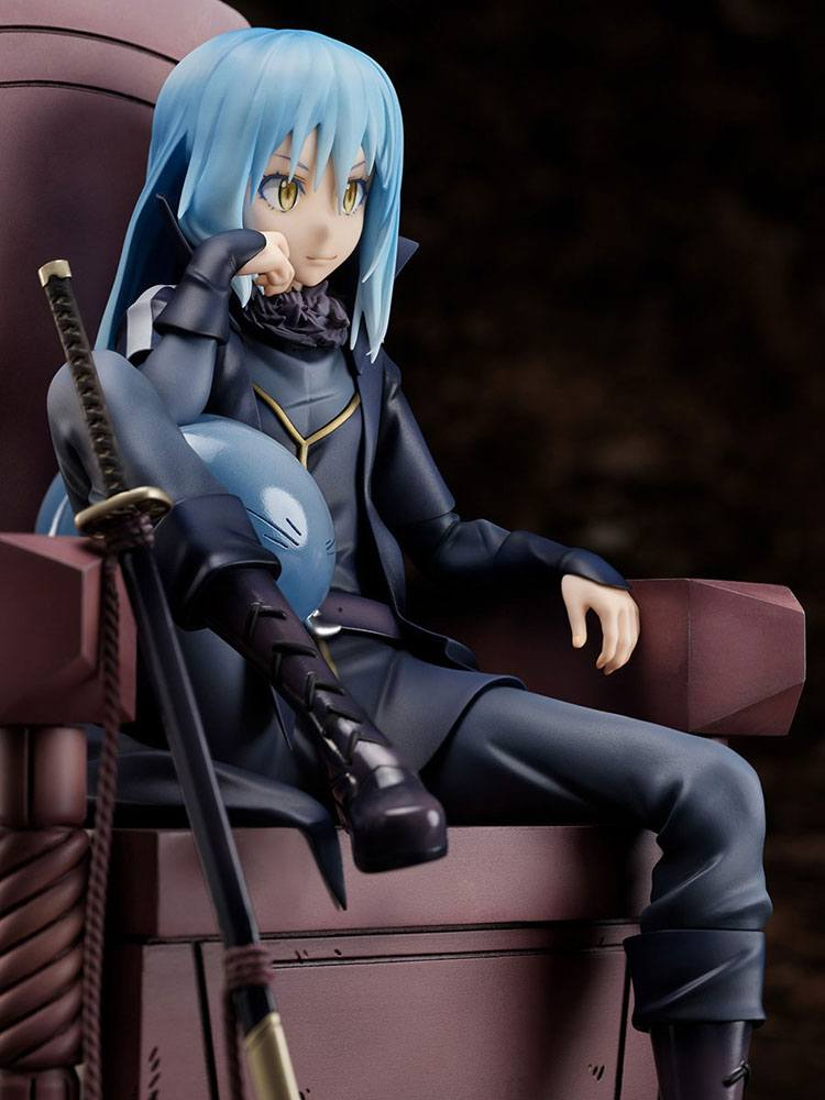 That Time I Got Reincarnated as a Slime PVC Statue 1/7 Demon Lord Rimuru Tempest by FuRyu