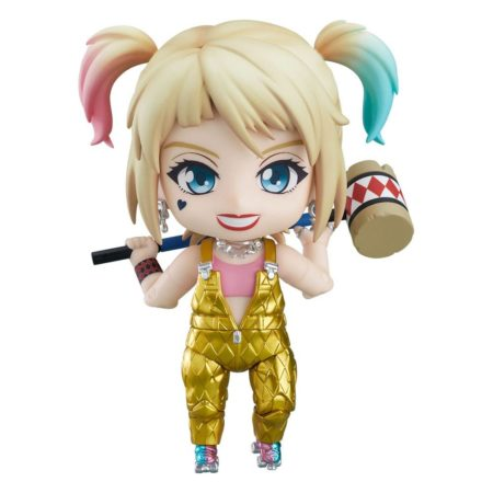 Birds of Prey Nendoroid Action Figure Harley Quinn