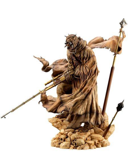 Star Wars ARTFX PVC Statue 1/7 Tusken Raider Barbaric Desert Tribe Artist Series Ver.