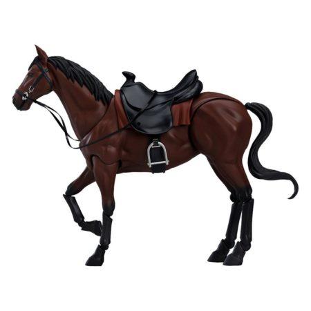 Original Character Figma Action Figure Horse ver. 2 (Chestnut)