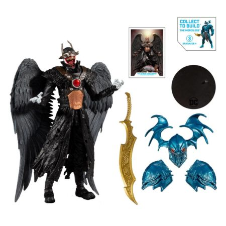 DC Multiverse Build A Action Figure Batman Who Laughs (Hawkman #18 (2019)