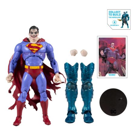 DC Multiverse Build A Action Figure Superman The Infected
