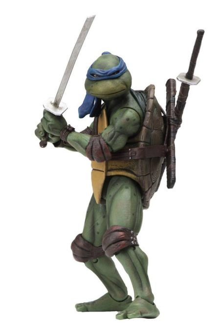 TMNT 1990 Movie Leonardo