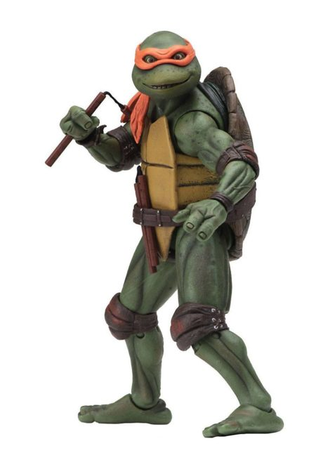 TMNT 1990 Movie Michaelangelo