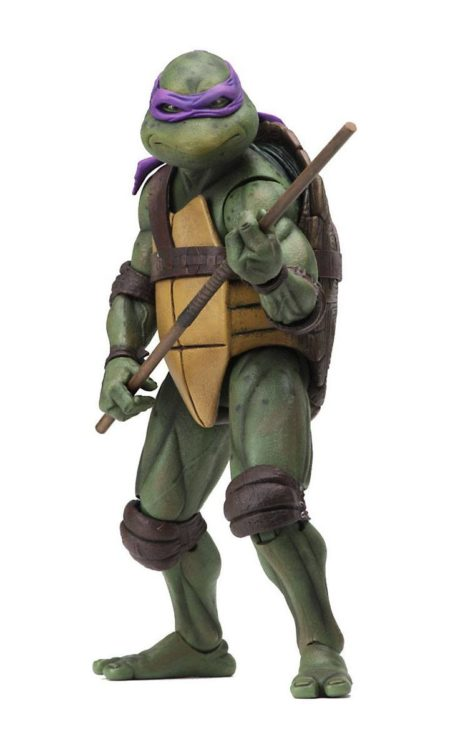 TMNT 1990 Movie Donatello by NECA