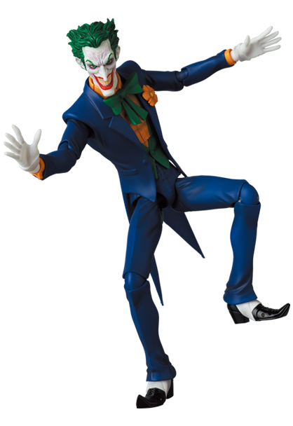 Joker Mafex Hush figure