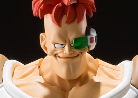 Dragonball Z S.H. Figuarts Action Figure Recoome