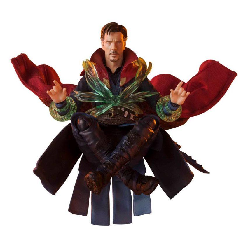 Avengers Infinity War S.H. Figuarts Action Figure Doctor Strange (Battle on Titan Edition)