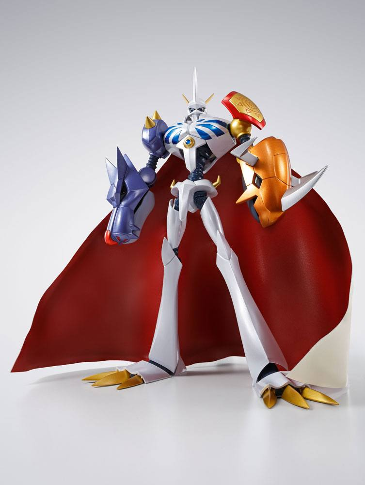 Digimon Adventure: Our War Game! S.H. Figuarts Action Figure Omegamon Premium Color Edition