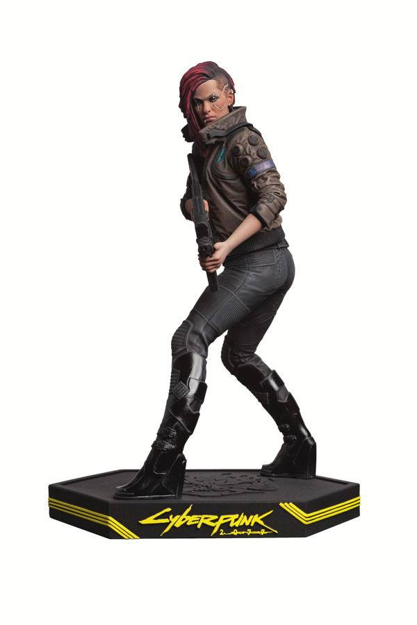 Cyberpunk 2077 PVC Statue Female V