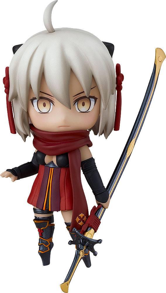 Fate/Grand Order Nendoroid Action Figure Alter Ego/Okita Souji (Alter)